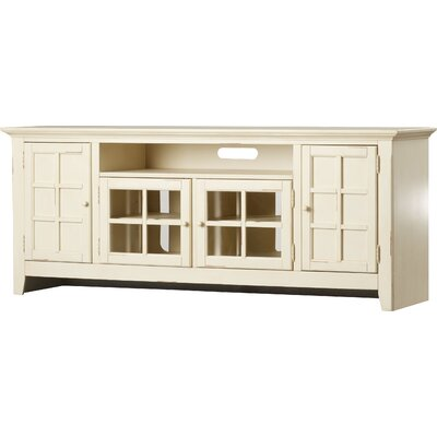 Noelle 75 TV Stand Color: Cream