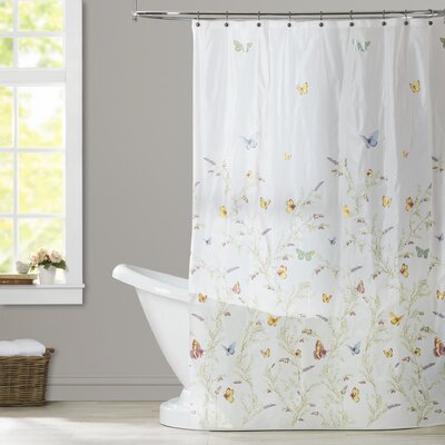 Ramona Garden Flight Shower Curtain