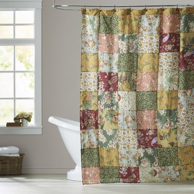 St. John Cotton Shower Curtain