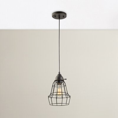 Edison 1-Light Foyer Pendant