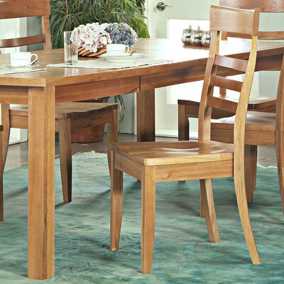 Leora Side Chair Finish: Wheat
