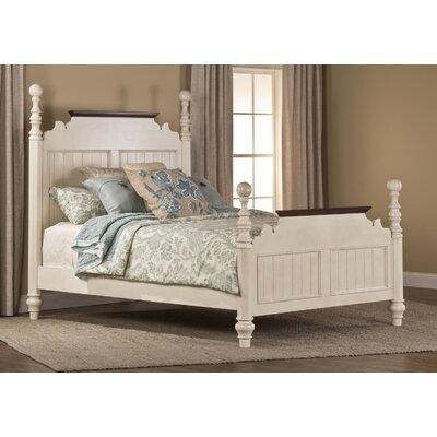 Mertie Panel Bed