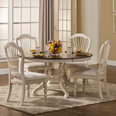 Mertie 5 Piece Dining Set