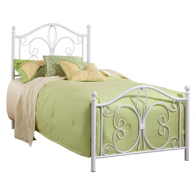 Antonia Panel Bed Size: Twin
