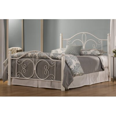 Antonia Slat Headboard and Footboard Size: Full