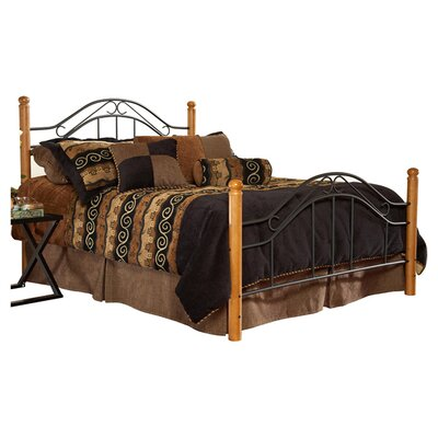 Richardton Panel Bed Size: King