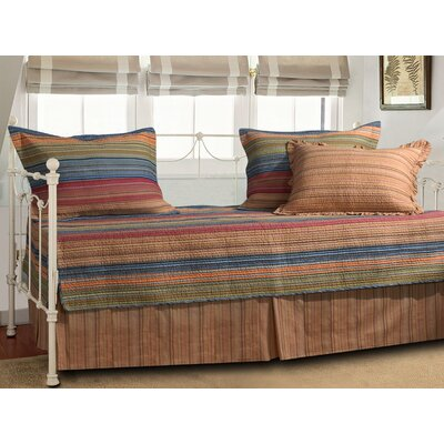 Correen 5 Piece Reversible Daybed Set