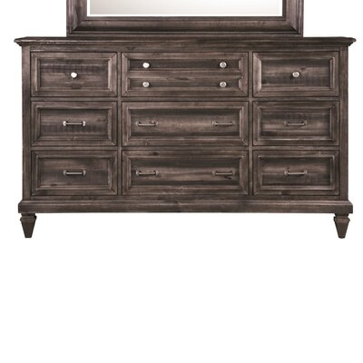 Delpha 9 Drawer Standard Dresser