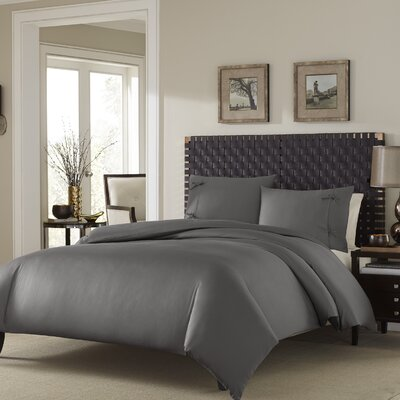 Amberly Duvet Cover Set Size: Twin