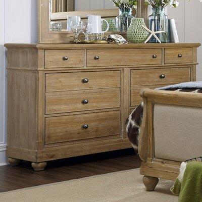 Rosie 9 Drawer Double Dresser