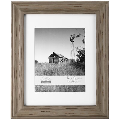 Wash Wood Picture Frame