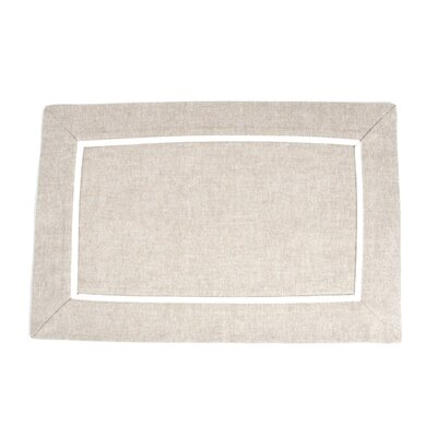 Anner Pleated Design Placemat
