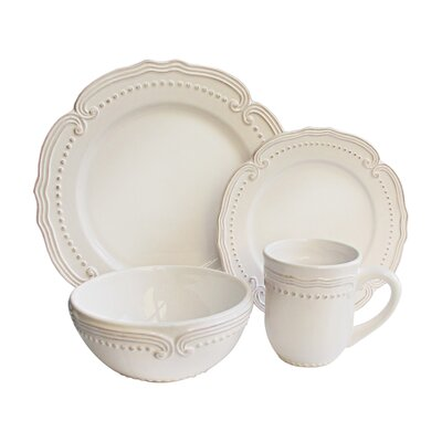 Seraphina 16 Piece Dinnerware Set