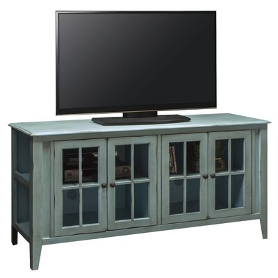 Bess TV Stand Finish: Blue