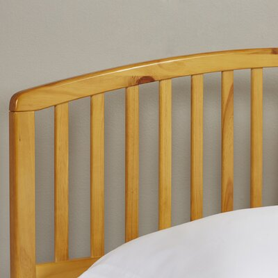 Elinor Slat Headboard Size: Full / Queen, Color: Country Pine
