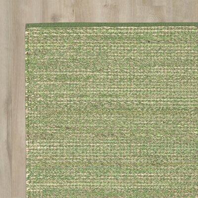 Glenns Ferry Handmade Emerald Area Rug
