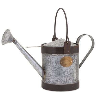 Decorative Walsh Watering Can Sculpture