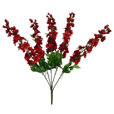 Long Delphinium Bush