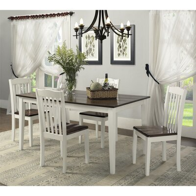 Dawson 5 Piece Dining Set