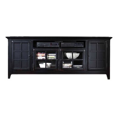 Tuttle TV Stand Finish: Rubbed Black