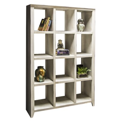 Bess 72 Cube Unit Bookcase Finish: White