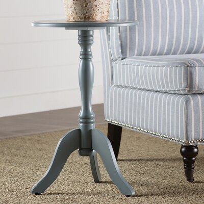 Fay End Table Finish: Turquoise Blue