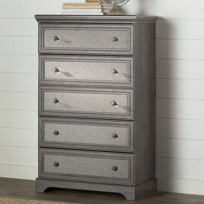 Middleton 5 Drawer Dresser