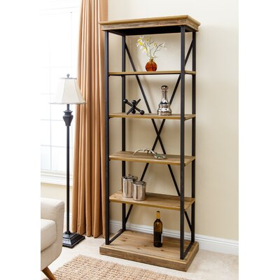 Amberly 79 Etagere Bookcase