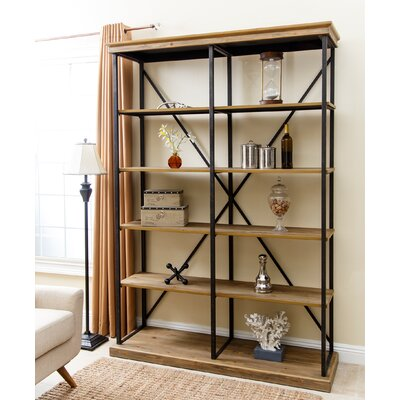 Amberly 88 Etagere Bookcase