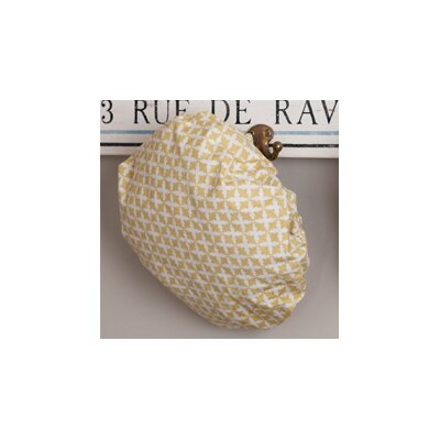 Caille Shower Cap Color: Dijon Yellow