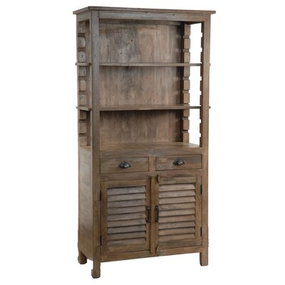 Bengal Manor Mango Wood 72 Standard Bookcase