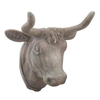 Bull Wall Décor