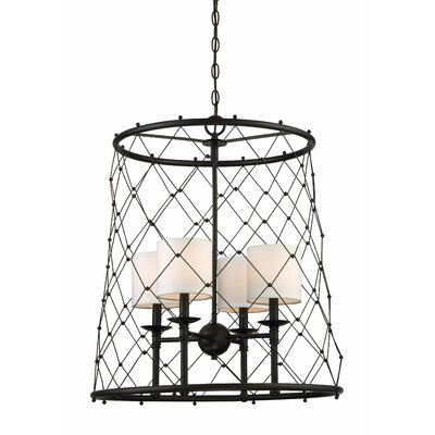 Fillmore 4-Light Foyer Pendant