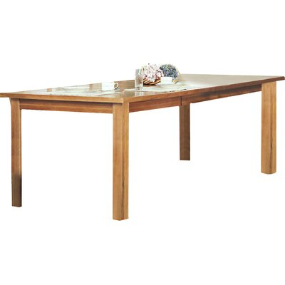 Leora Dining Table Finish: Chocolate