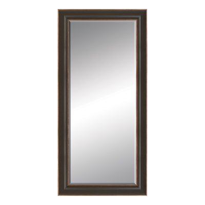 Esmond Wall Mirror Finish: Mahogany