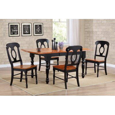Caitie 5 Piece Dining Set