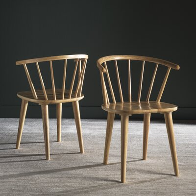 Alberta Side Chair Finish: Natural