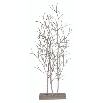 Wood Tree Table Decoration Figurine