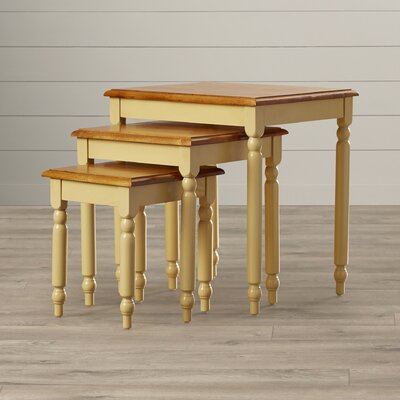 Grandin 3 Piece Nesting Table Set