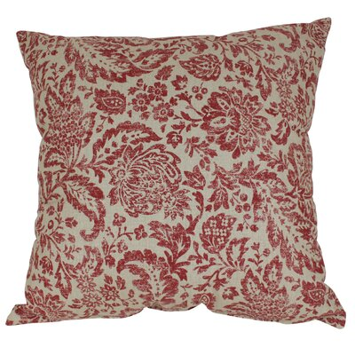 Elma Throw Pillow Size: 23 H x 23 W