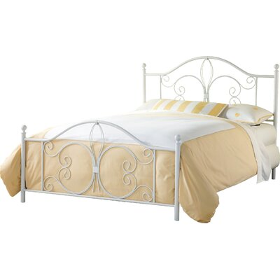Antonia Panel Bed Size: Full
