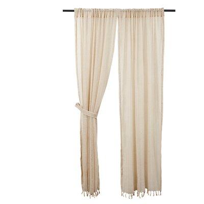 Jonathan Curtain Panels Size: 40 W x 84 L