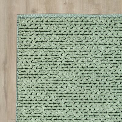 Findlay Green Area Rug