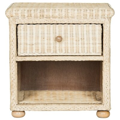 Emmalee 1 Drawer Nightstand