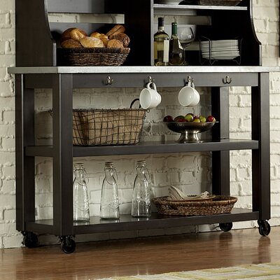 Gardner Console Table Finish: Charcoal