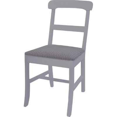 Della Mid-Back Bankers Chair Upholstery: White