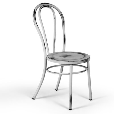 Leslie Side Chair Finish: White