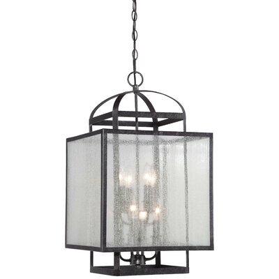Pine Haven 8-Light Foyer Pendant