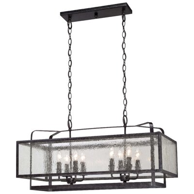 Sparks 8-Light Kitchen Island Pendant