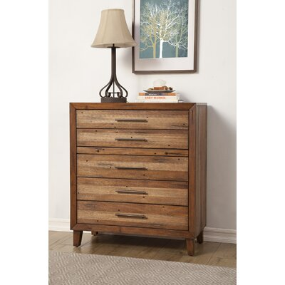 Kevin 5 Drawer Chest